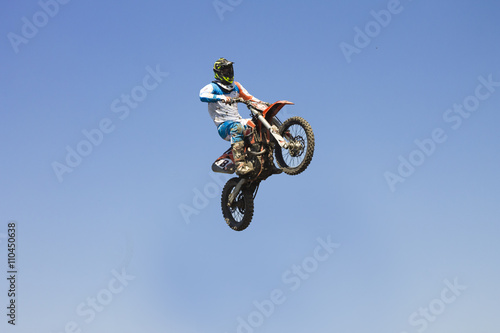 motocross motorcycle sport - 110450638