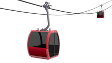 Illustration Of Cableway