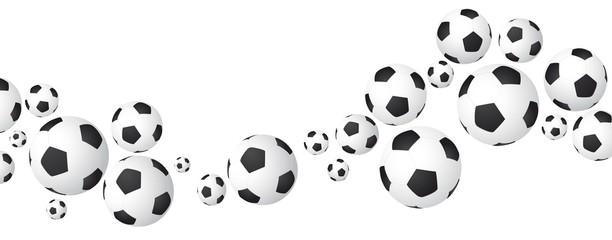 Obraz na SzkleFussball