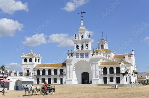 Wallfahrtskirche El Rocio