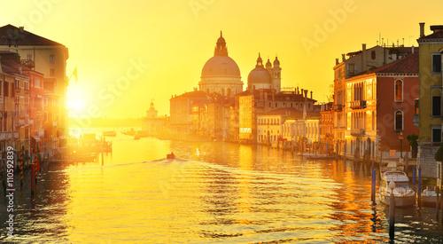 Staande foto Venice Morning Venice