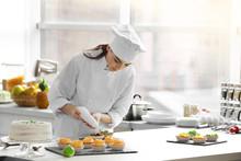 Professional Confectioner Cook...