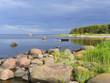 Ostseeküste am Leuchtturm Vainupea in Estland