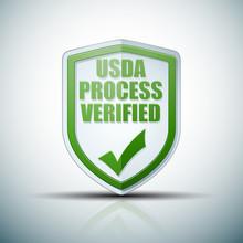 USDA Process Verified Shield S...