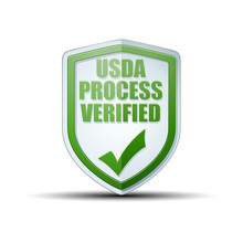 USDA Process Verified Shield S...