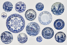 Decorative Plates From Holland...