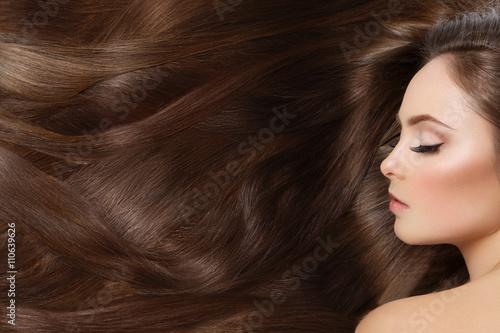 Fényképezés  Girl with long hair