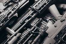 Details Of Many  Confiscated Modern Rifles Supplied Smuggled. De