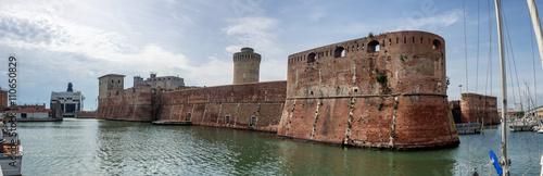 Foto  Fortezza Vecchia in Livorno, Italy