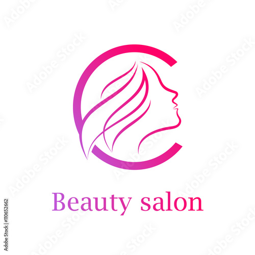Abstract Letter C Logo Beauty Salon Logo Design Template Buy This Stock Vector And Explore Similar Vectors At Adobe Stock Adobe Stock