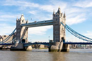 Fototapeta na wymiar View of Tower Bridge