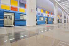 Railway Station Rumiantsevo