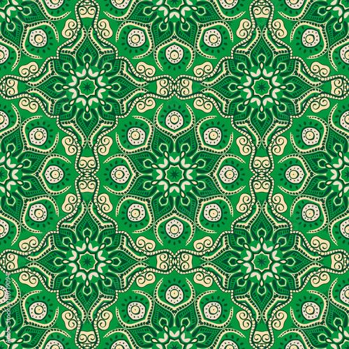 Seamless pattern Canvas Print