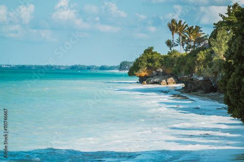 Poster Zanzibar Zanzibar Coastline