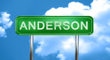 Anderson Vintage Green Road Si...