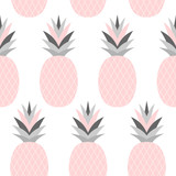 Pink Pineapples Pattern - 110876278