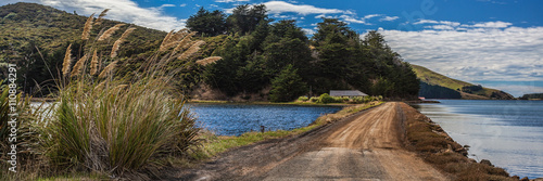 Photo  The Otago Peninsula New Zealand