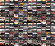 Huge Collection Of Audio Casse...