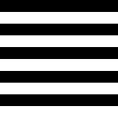 Vector Striped Seamless Pattern. Black and white background.