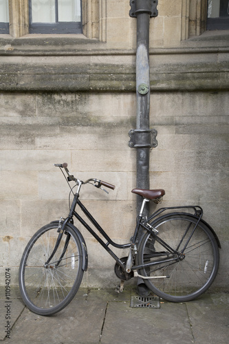 Staande foto Fiets Bike in Oxford, England