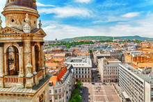 Center Of Budapest, View From ...