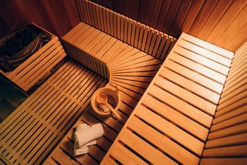 Obraz na płótnie Canvas Sauna