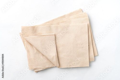Fotografie, Obraz  Recycled toilet paper towels