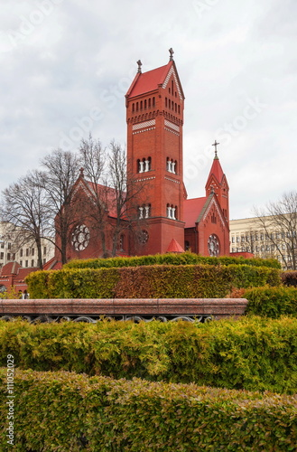 Photo Church of St. Simon and Alena in Minsk