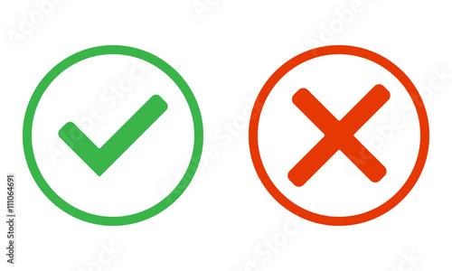 Fotografie, Obraz  Icon-Set - Wahlen und Abstimmungen