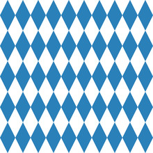 Background With Blue Rhombus