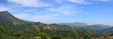 Panorama View Of Khao Kho Mountain