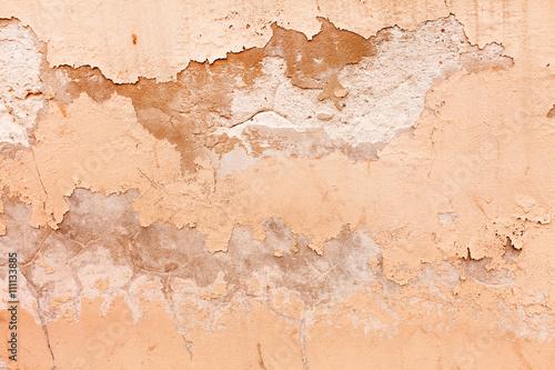 Poster Vieux mur texturé sale old wall