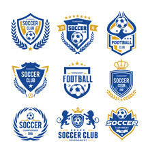 Football And Soccer College Ve...