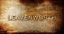 Leavenworth, 3D Rendering, Tex...