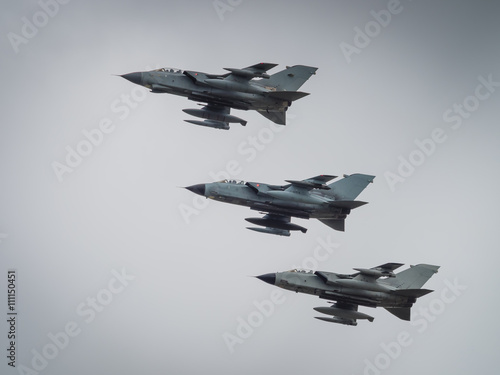 Photo  Tornado jet fighters