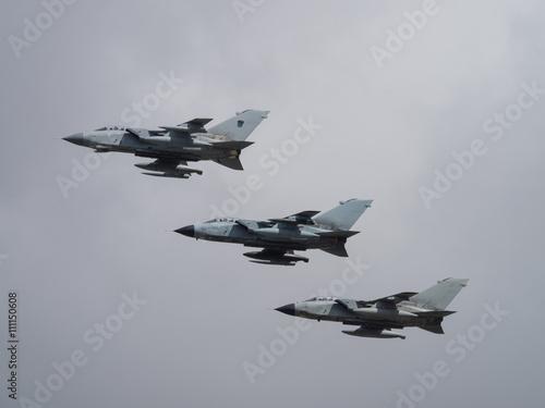 фотография  Jet fighter aircraft