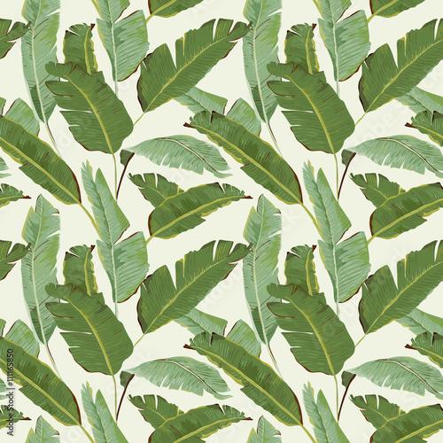 bezszwowy-wzor-tropikalna-palma-pozostawia-tlo-liscie-bananowca