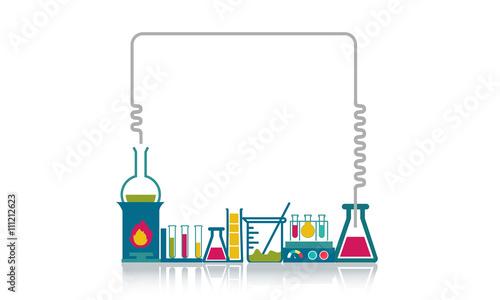 Beaker For Experiment,