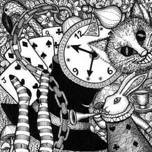 The Alice In Wonderland Story ...