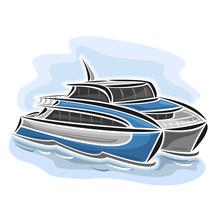 Vector Illustration Of Logo Fo...
