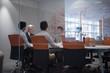 business people group brainstorming on meeting