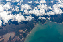 Aerial View Of Australia From ...