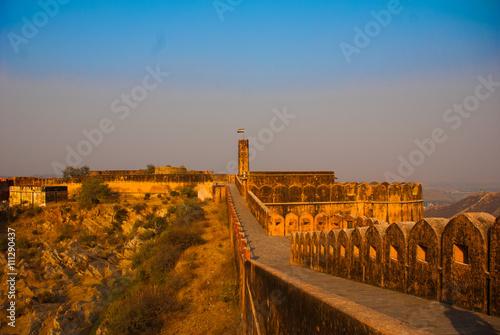 Poster de jardin Paris Fort Jagar. Jaipur. India.
