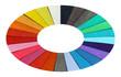 canvas print picture Spectrum - Color Range