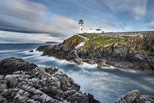 White Lighthouse, Fanad Head, ...