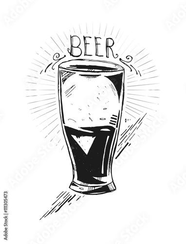 najlepsze-piwo-w-miescie-czarno-biala-ikona-i-napis-beer