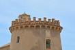 Detalle de la Torre de la Horadada