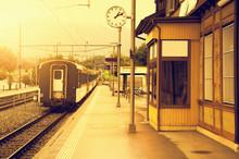 Last Train Moves Away.
