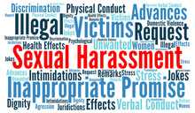 Sexual Harassment Word Cloud C...