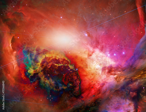 Αφίσα  Galactic Space